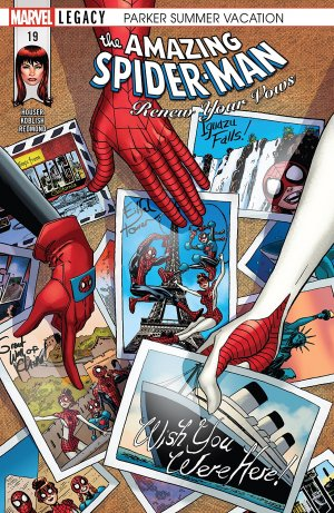Amazing Spider-Man - Renew Your Vows # 19 Issues V2 (2016 - 2018)