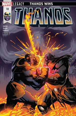Thanos # 18 Issues V2 (2016 - 2018)