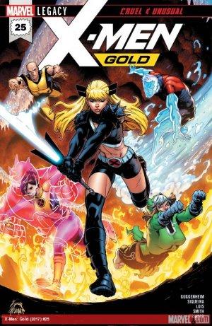 X-Men - Gold # 25 Issues V2 (2017 - 2018)