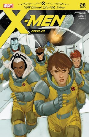 X-Men - Gold # 28 Issues V2 (2017 - 2018)