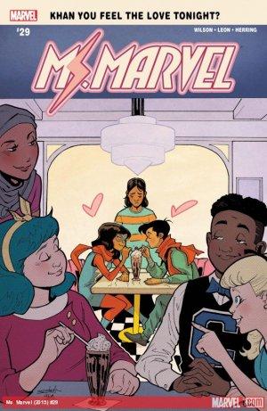 Ms. Marvel # 29 Issues V4 (2015 - 2019)