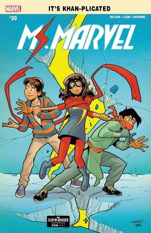 Ms. Marvel # 30 Issues V4 (2015 - 2019)
