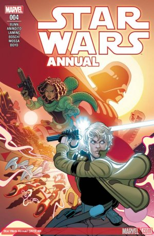 Star Wars # 4 Issues V4 - Annuals V2 (2015 - Ongoing)