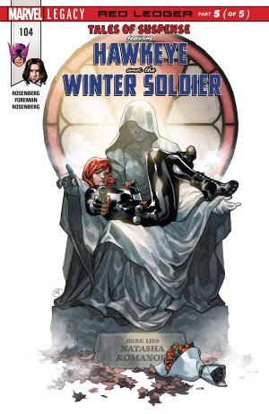 Tales of Suspense # 104 Issues V2 (2017 - 2018)