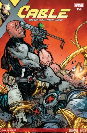 Cable # 156 Issues V3 (2017 - 2018)