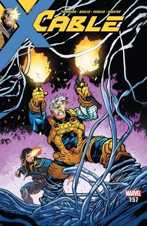 Cable # 157 Issues V3 (2017 - 2018)