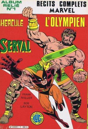 Un Récit Complet Marvel édition Reliure éditeur (1984 - 1995)