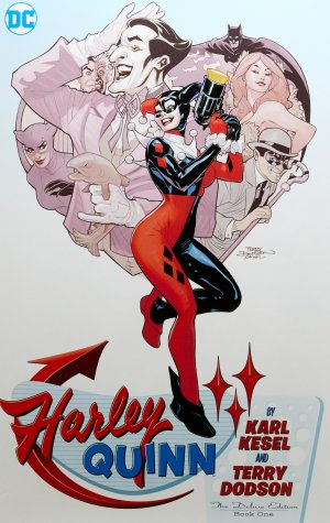 Harley Quinn By Karl Kesel And Terry Dodson édition TPB hardcover (cartonnée)