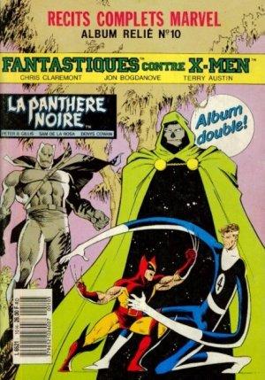 Un Récit Complet Marvel # 10 Reliure éditeur (1984 - 1995)