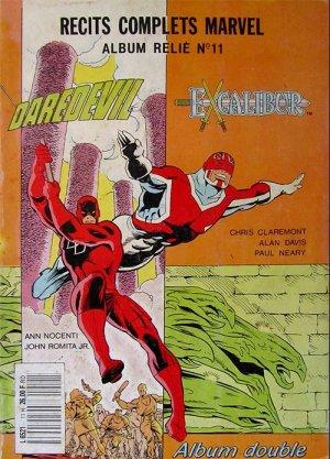 Un Récit Complet Marvel # 11 Reliure éditeur (1984 - 1995)