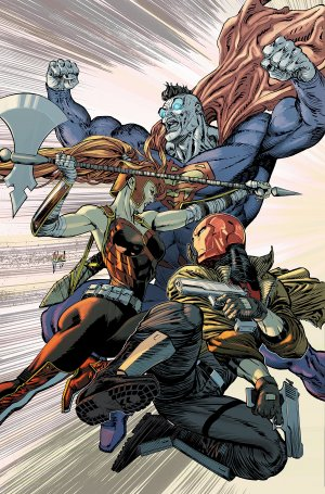 Red Hood and The Outlaws 4 TPB softcover (souple) - Issues V2