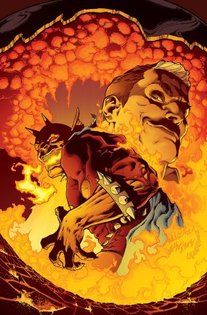 The Demon - Hell is Earth  TPB softcover (souple)