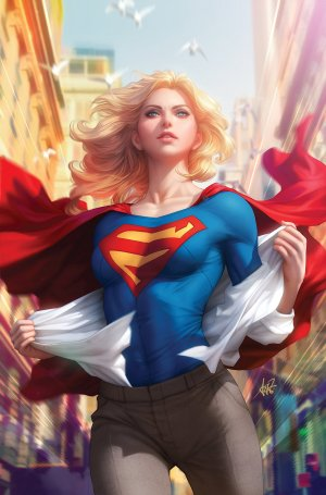 Supergirl 4 TPB softcover (souple) - Issues V7
