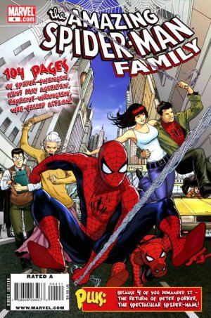 The Amazing Spider-Man # 4 Issues (2008 - 2009)