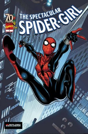 The Spectacular Spider-Girl édition Issues (2009 - 2010)
