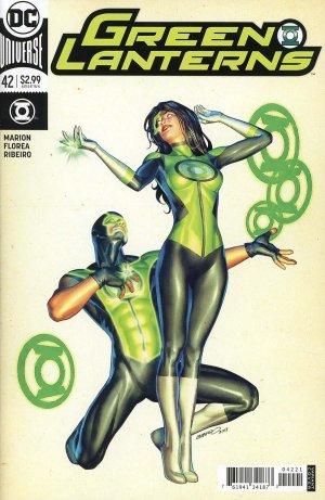 Green Lanterns # 42