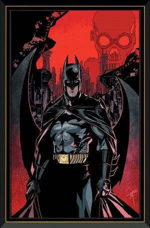 Batman - Les portes de Gotham édition TPB softcover (souple) - Deluxe