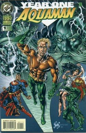Aquaman édition Issues V5 - Annuals (1995 - 1999)