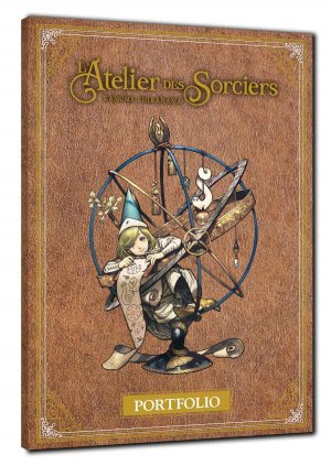 L'atelier des sorciers - Portfolio édition Livre Paris 2018