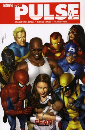 New Avengers # 3 TPB softcover (souple)