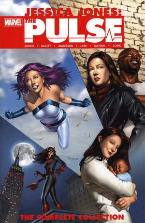 Jessica Jones - The Pulse # 1 TPB softcover (souple)