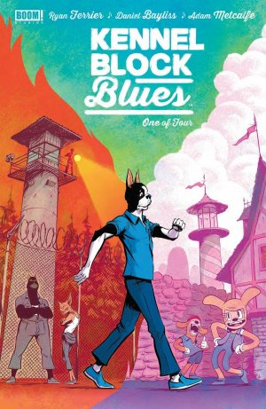 Kennel Block Blues édition Issues (2016)