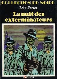 La nuit des exterminateurs édition Simple