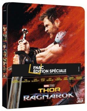 Thor : Ragnarok édition Steelbook Spécial Fnac