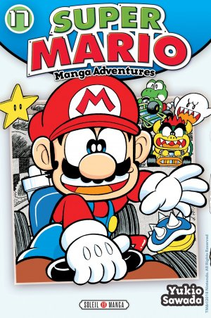 Super Mario 17 Manga adventures