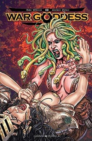 War Goddess 2 TPB hardcover (cartonnée)