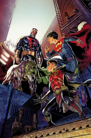 Super Sons / Dynomutt Special édition Issues (2018)