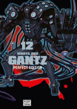 Gantz 12 Perfect