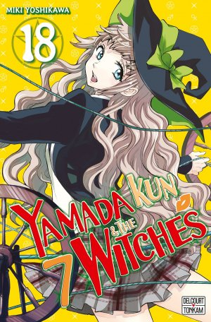 Yamada kun & The 7 Witches # 18