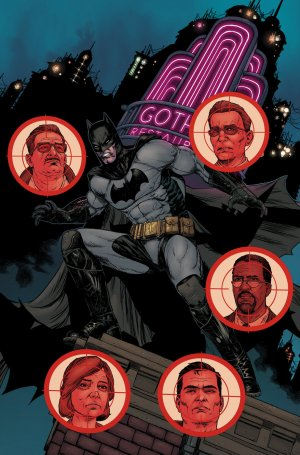 Batman - Sins of the Father 5