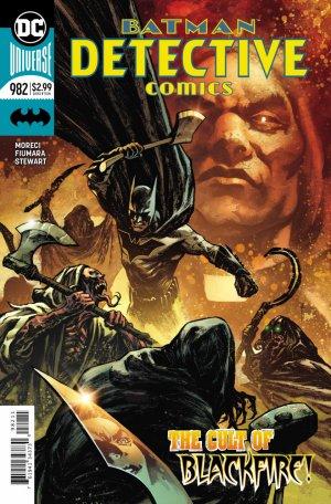 Batman - Detective Comics # 982