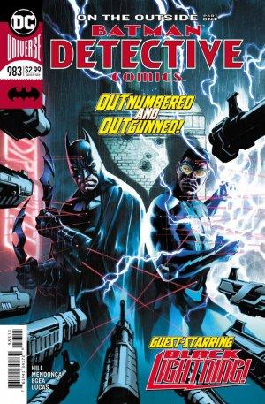 Batman - Detective Comics # 983 Issues V1 Suite (2016 - Ongoing)