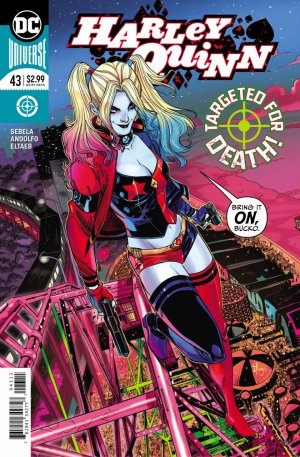 Harley Quinn # 43 Issues V3 (2016 - Ongoing) - Rebirth