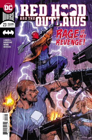 Red Hood and The Outlaws # 23 Issues V2 (2016 - Ongoing) - Rebirth