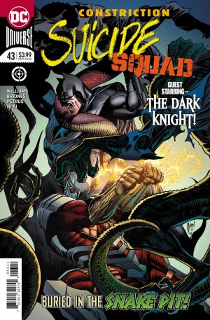 Suicide Squad # 43 Issues V5 (2016 - 2019) - Rebirth