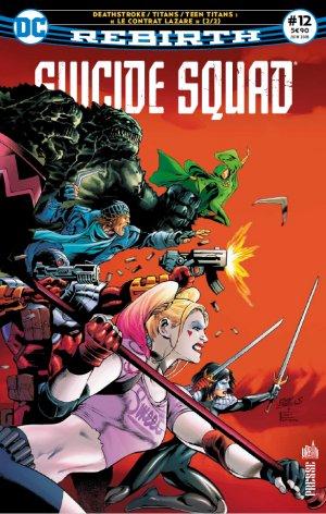 Suicide Squad # 12 Kiosque (2017 - En cours)