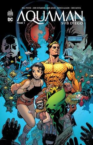 Aquaman Sub-Diego édition TPB hardcover (cartonnée)