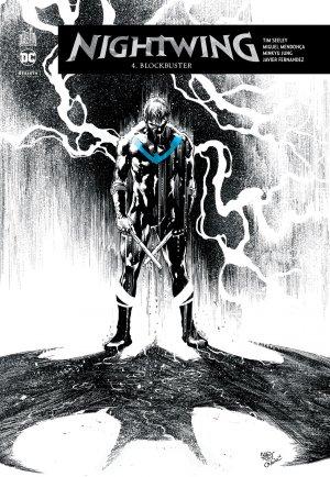 Nightwing Rebirth # 4