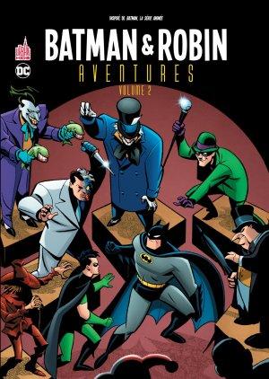 Batman & Robin Aventures # 2