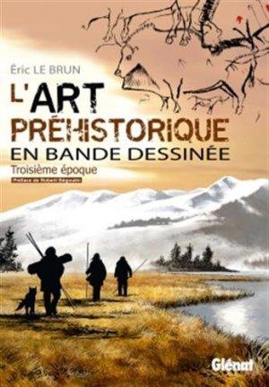 L'art préhistorique en BD 3 simple