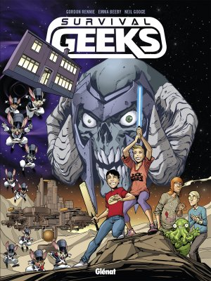 Survival Geeks 1 - Tome 1