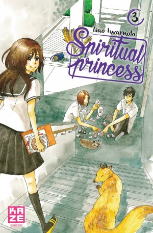 Spiritual Princess 3 Simple