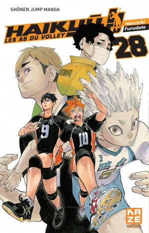 Haikyu !! Les As du Volley # 28