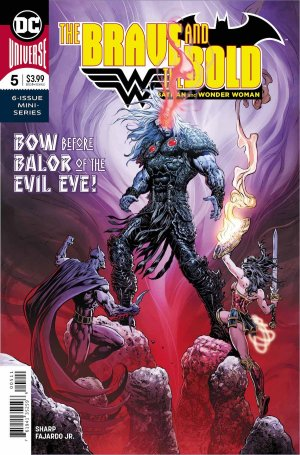 The Brave and the Bold - Batman and Wonder Woman # 5 Issues