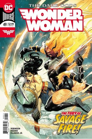 Wonder Woman # 49 Issues V5 - Rebirth (2016 - en cours)