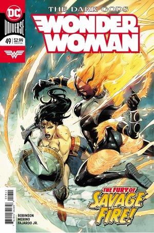 Wonder Woman # 49